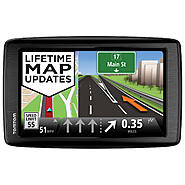 "TomTom 6"" Touchscreen GPS VIA 1605M at Kmart.com"