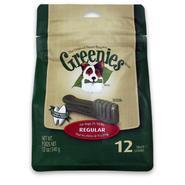 Greenies® Canine Dental Chews, Treat-Pak, Regular, 12 Bones at Kmart.com