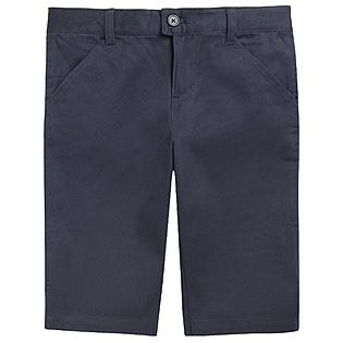 At School by French Toast Girl's Bermuda Short PartNumber: 049VA65613912P MfgPartNumber: 1303 NAVY