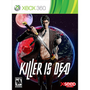 XSeed Xbox 360 Killer is Dead at Sears.com