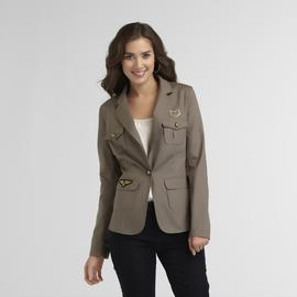 Metaphor Women's Military Jacket at Sears.com