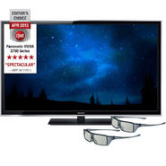"Panasonic 50"" Class 1080p 600Hz 3D Plasma Smart HDTV-TC-P50ST60 at Sears.com"
