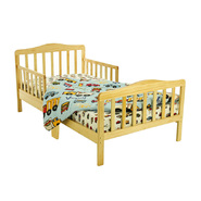 Dream On Me Classic Toddler Bed, Natural at Sears.com
