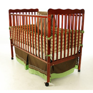 Dream On Me Classic 2 In 1 Convertible Crib Cherry at Kmart.com