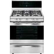 Kenmore Elite 5.6 cu. ft. Gas Range w/ True Convection - Stainless Steel at Sears.com