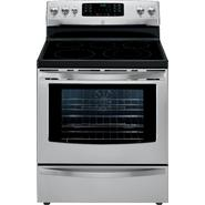 Kenmore 5.7 cu. ft.  Electric Range w/ True Convection - Stainless Steel at Kenmore.com