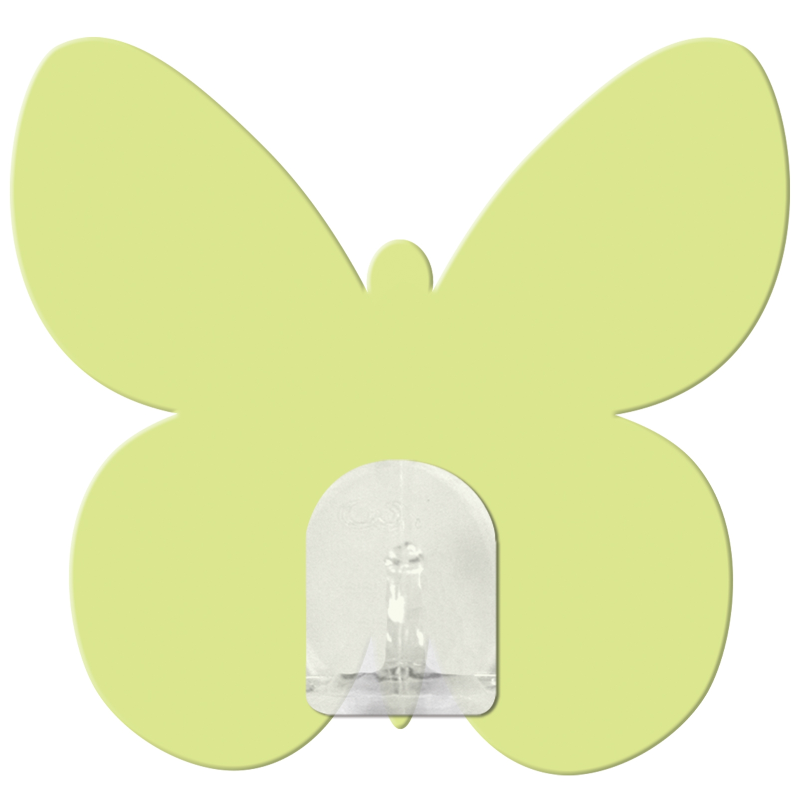 RoomMates Green Butterfly Magic Hook