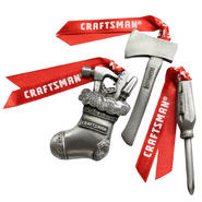 Craftsman Ornament 6-piece Collection at Kmart.com
