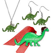 Dinosaur Ornament and Jewelry Set at Kmart.com