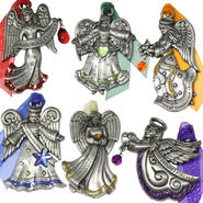Angelic Colors of Faith 6-piece Ornament Set at Kmart.com