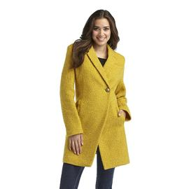 G-III Apparel Women's Boucle Walking Coat at Sears.com