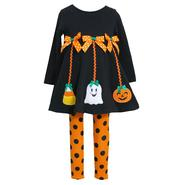 Ashley Ann Infant & Toddler Girl's Dress & Leggings - Halloween at Sears.com
