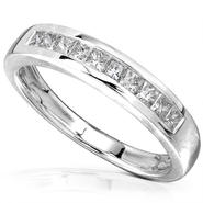 Diamond-Me Diamond Band 1/3 carat (ct.tw) in 14k White Gold at Kmart.com