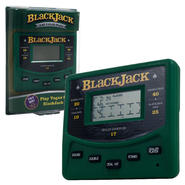 Electronic Handheld Las Vegas Style Blackjack Game at Kmart.com