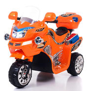 Lil' Rider FX 3 Wheel Battery Powered Bike - Orange at Sears.com