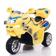 Lil' Rider FX 3 Wheel Battery Powered Bike - Yellow at Kmart.com