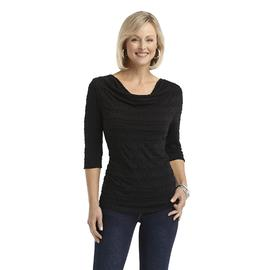 Laura Scott Women's Pucker Top at Sears.com