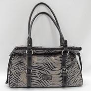 Laura Scott Women's Handbag Parkway Neo Zebra at Sears.com