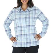 Chic Women's Plus Connie Shirt - Plaid at Kmart.com