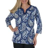 Chic Women's Ingrid Tunic - Paisley at Kmart.com