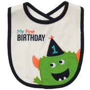 Carter's Infant Boy's Bib - My First Birthday at Sears.com