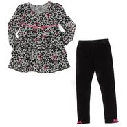 Young Hearts Girl's Tunic & Leggings - Hearts at Sears.com