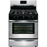 Kenmore 4.2 cu. ft. Gas Range w/ Broil & Serve™ Drawer - Stainless Steel at Kmart.com