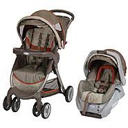Graco Childrens Products FastAction Fold Travel System at Sears.com