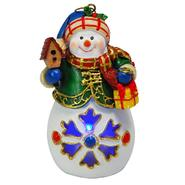 Trim A Home® Light-up Snowman With Presents Ornament at Kmart.com