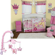 Storybook Princess - 3 Piece Crib Bedding Set & Mobile Bundle at Sears.com