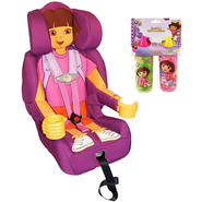 KIDSEmbrace Dora the Explorer Combination Toddler/Booster Car Seat & Sippy Cup Bundle at Kmart.com