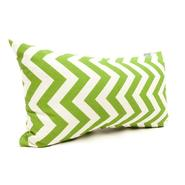 Majestic Home Goods Sage Zig Zag Small Pillow at Kmart.com