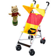 Disney Winnie The Pooh Umbrella Baby Stroller & Rattle Bundle at Kmart.com