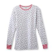 Joe Boxer Women's Long Sleeve Thermal Top at Kmart.com
