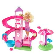 Barbie Slide & Spin Pups™ Play Park at Sears.com