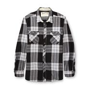 Roebuck & Co. Young Men's Flannel Shirt - Plaid at Sears.com