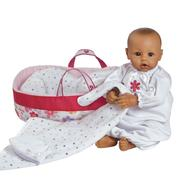 Adora Dolls Baby Doll, 16 inch NurseryTime - Medium Skin/Brown Eyes at Sears.com