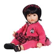 Adora Dolls Baby Doll, 20 inch Ruffle Bug, Black Hair/Brown Eyes at Sears.com