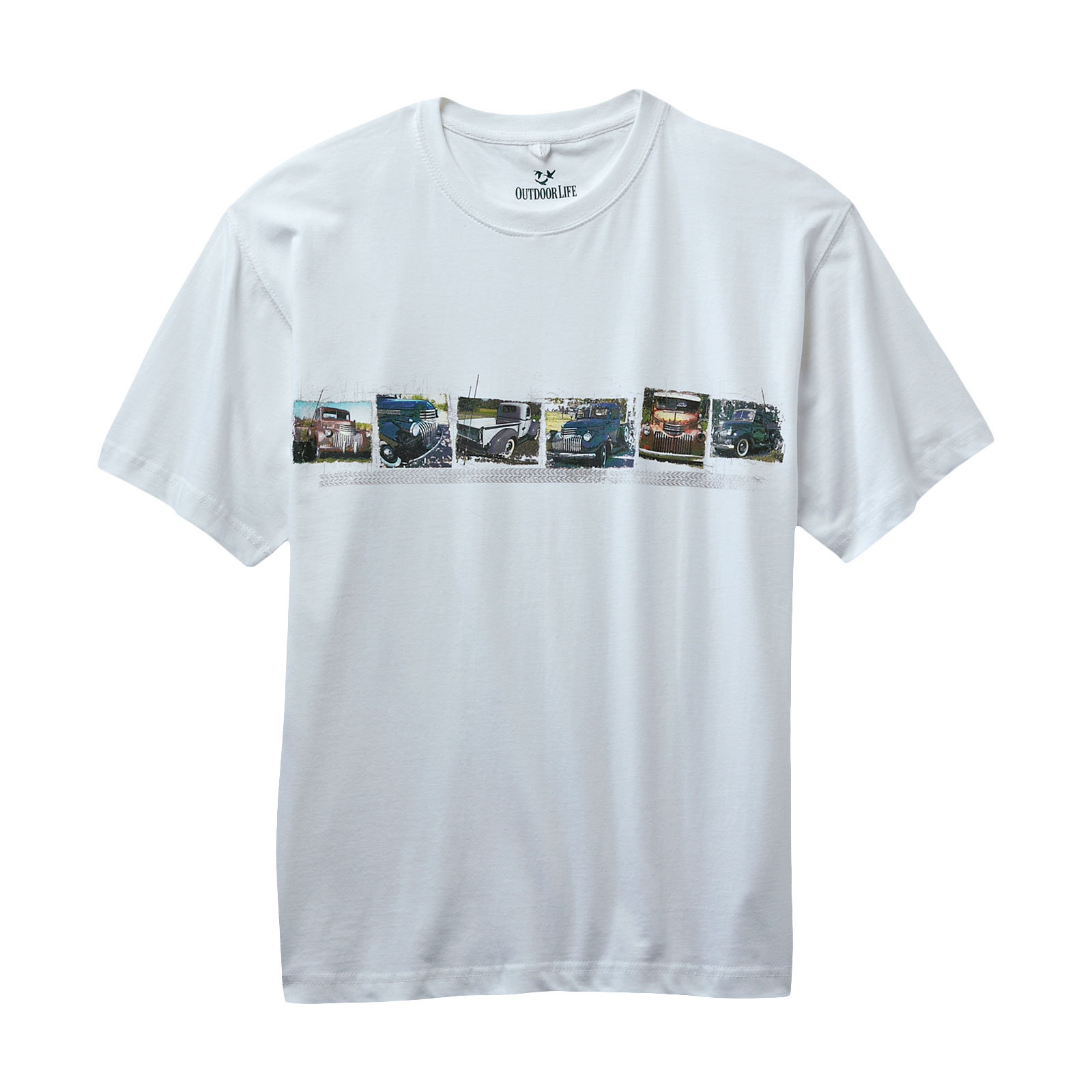 Men's Graphic T-Shirt - Classic Trucks