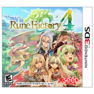 XSeed Rune Factory 4 3DS at Sears.com