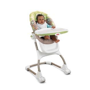 Fisher-Price Coco Sorbet EZ Clean High Chair - Brown/Tan