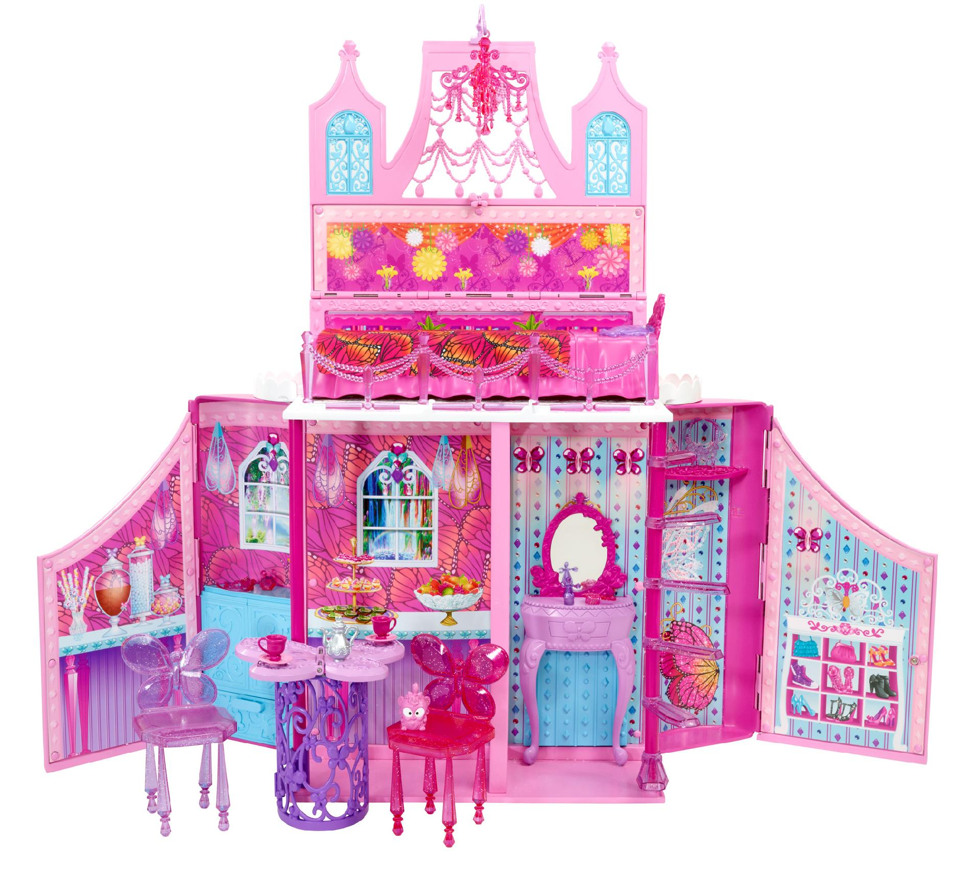 Mariposa and The Fairy Princess Playset