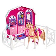 Barbie Sisters in a Pony Tale Susters' Deluxe Stable at Sears.com