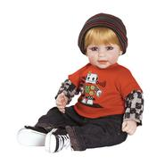 Adora Dolls Baby Doll, 20 inch Mr. Roboto, Blonde Hair/Blue Eyes at Sears.com