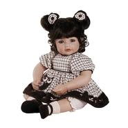 Adora Dolls Baby Doll, 20 inch Hoot! Hoot! Hooray! Dark Brown Hair/Blue Eyes at Sears.com