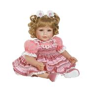 Adora Dolls Baby Doll, 20 inch Desert Rose, Blonde Hair/Hazel Eyes at Sears.com