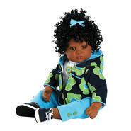 Adora Dolls Baby Doll, 20 inch Opps A Daisy, Black Hair/Brown Eyes at Sears.com