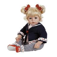 Adora Dolls Baby Doll, 20 inch Sea Breeze, Light Blonde Hair/Blue Eyes at Sears.com