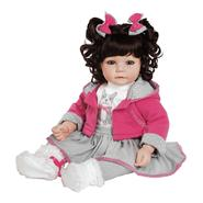 Adora Dolls Baby Doll, 20 inch Puppy Playdate, Dark Brown Hair/Blue Eyes at Sears.com