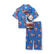 Thomas & Friends Infant & Toddler Boy's Flannel Pajamas at Kmart.com